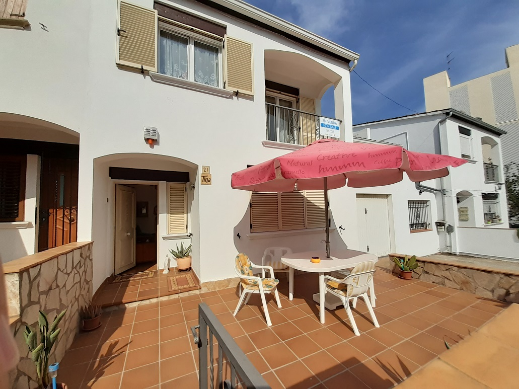 SEMI-DETACHED HOUSE IN ST. ANTONI – TORRE VALENTINA